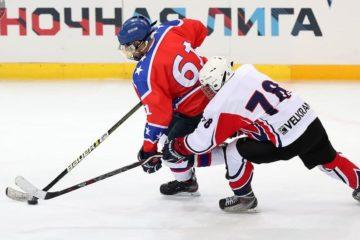 Sochi hosts Night Hockey League festival