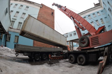 New computed tomograph brought to Norilsk