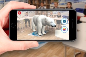 How to see seal and polar bear at home?