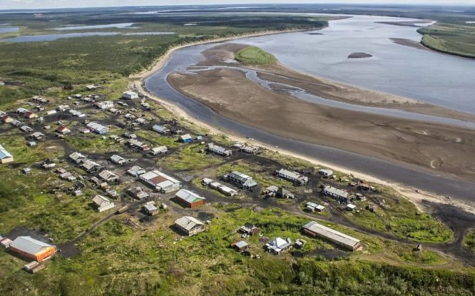 Nornickel to build housing in Taimyr villages