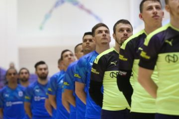 Norilsk futballers to play with CPRF