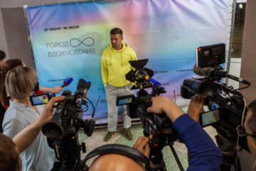 First public art festival started in Norilsk