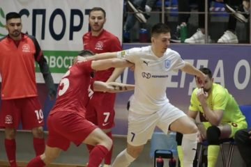 Norilsk Nickel FC won championship medals