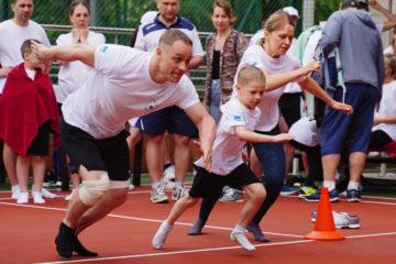 Nornickel best sports family determined in Sochi