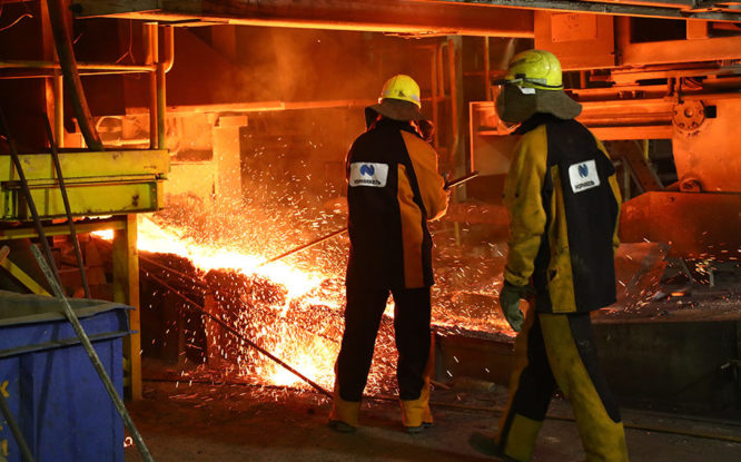 First batch of carbon-neutral nickel to go to market