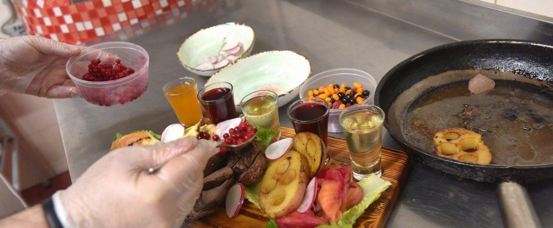 Scandinavian gravlax to diversify northern cuisine
