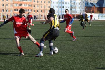 Norilsk football championship starts next week
