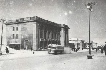 DITR was first cultural center of Norilsk