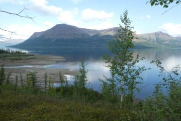 One-day excursion to Lama lake developed in Norilsk