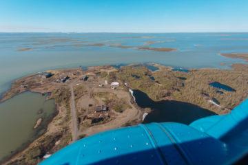 RAS scientists investigate Taimyr water bodies pollution level