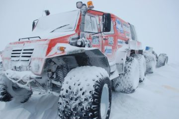 Ten modern all-terrain vehicles to help Taimyr doctors become more mobile