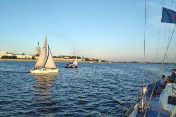 Big Arctic regatta reaches Arhangelsk