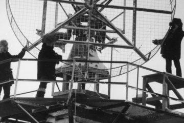 Scientists observe northern lights in Norilsk since 1963