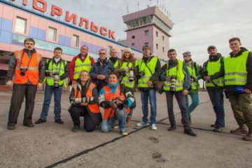 Norilsk photographers to participate in anniversary spotting