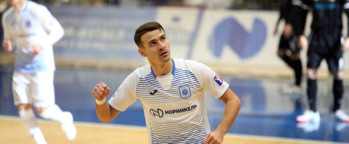 Norilsk Nickel FC fans chose season best player