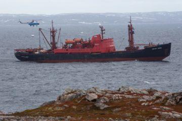 Scientists investigate microplastics in Barents Sea