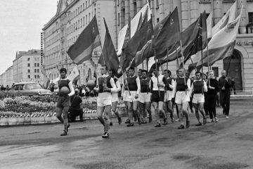 First sports club in Norilsk organized in 1935