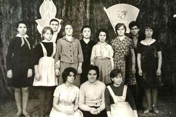 First pioneer organization in Norilsk created in 1939
