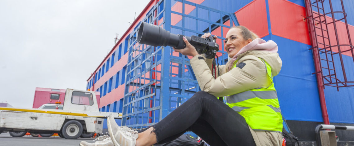 Air spotting in Norilsk celebrated 10th anniversary