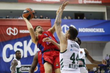 CSKA basketball team to play in Norilsk