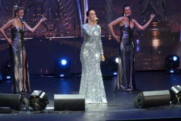 Singer Slava congratulated Norilsk miners
