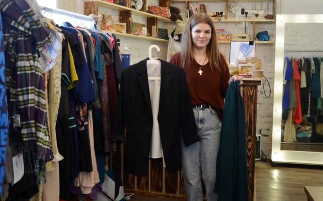 New format second-hand shop operates in Norilsk
