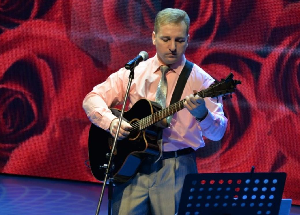 Norilsk chansonnier wrote over 100 songs about North