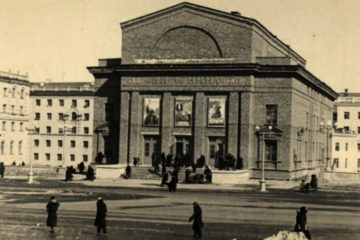 Lenin cinema had to be named World first