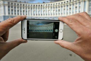 City AR-quest starts in Norilsk