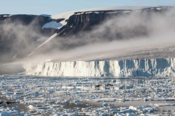 Arctic water can help search for life on Mars