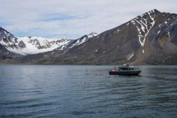 Missing polar explorers' ship found near Novaya Zemlya