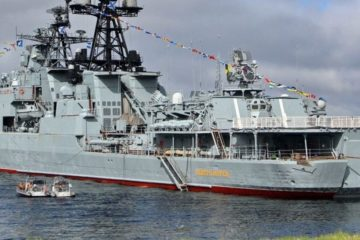 Norilsk and Taimyr residents invited to Severomorsk battleship