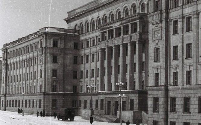 Polar State University began with Norilsk Mining and Metallurgical College