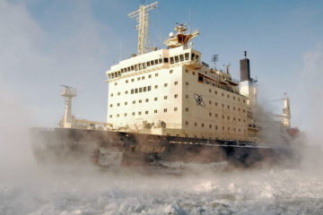 Modern icebreaker to replace Taimyr should come by 2029