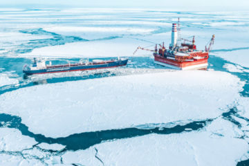 Gazprom Neft plans to expand in Arctic