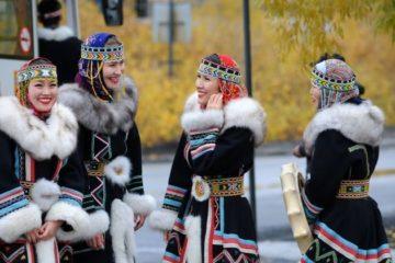 Dudinka folk ensemble to present its creativity in St. Petersburg