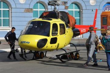 Rescue equipment exhibition held in Norilsk center