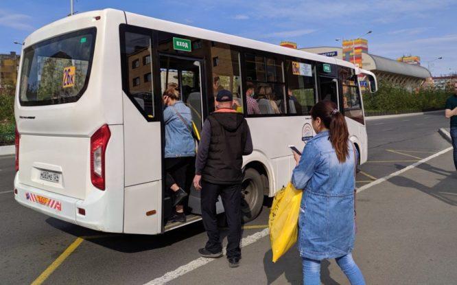 Urban transport digitalization project Test drive starts in Norilsk