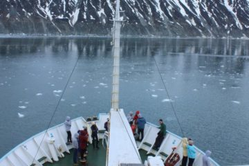 55 scientists conducted large-scale studies in Arctic