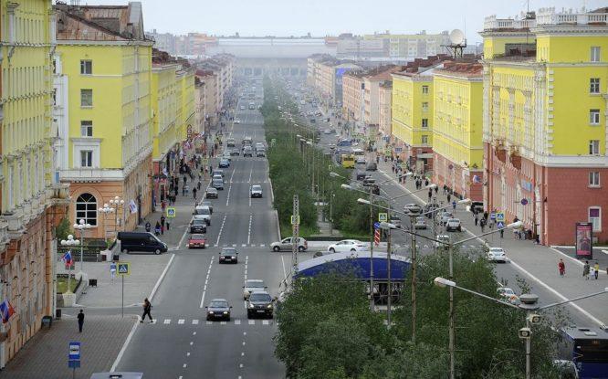 International competition for Norilsk renovation started