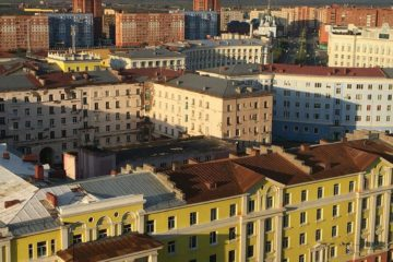 13 countries to fight for Norilsk renovation concept creating