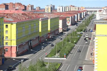 """Gareth Penny: """"We will turn Norilsk into a clean city"""""""