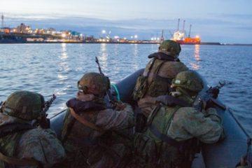 Northern Fleet begins large-scale exercises on Taimyr
