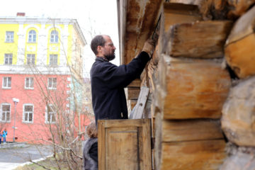 First Norilsk house told its age-old history