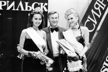 Norilsk held first beauty contest in 1989