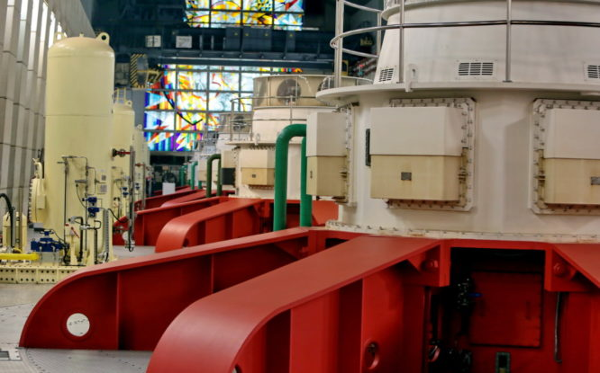 Nornickel completes Russia's northernmost hydroelectric power station modernization