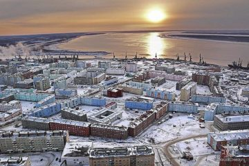Norilsk and Dudinka included in Arctic support cities list