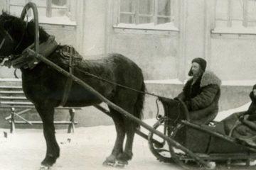 First Norilsk ambulance was horse-drawn