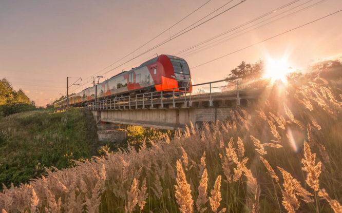 Arctic tourist train to appear in Russia