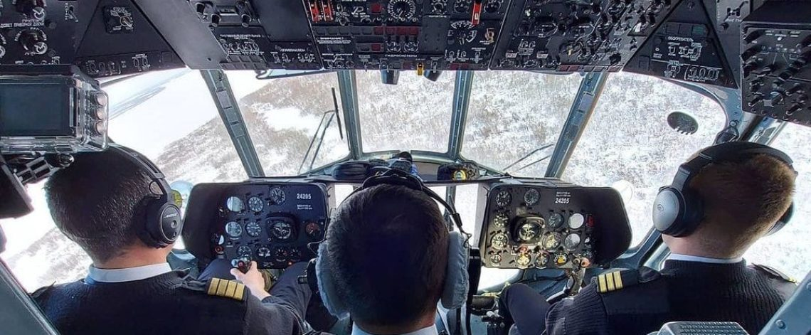 Ice training airfield to be built in Krasnoyarsk region
